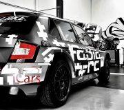 Skoda Fabia 1.2TSI deportivo: Stage3 + trabajos mecanicos