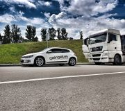 Eco tuning para tractores y camiones: más potencia, menos consumo